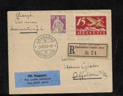 1925 Switserland Airmail - Suisse