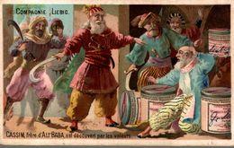 Liebig Rare Chromo De Liebig, S104, Ali Baba - - Liebig