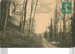 WW Rare LOT 5 CPA FRANCE. Château De Fayrac Et Montfort, Brantome, Château De Beynac Et Garrigues Château Mounet-Sully - Postcards