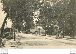 WW 03 MONTLUCON. Avenue De Néris - Montlucon
