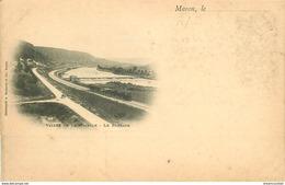 PHL 54 MARON. Le Barrage Vallée De La Moselle Vers 1900 - Autres Communes