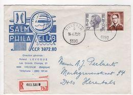 VIELSALM B 6690 - Op Aangetekende Brief - Belgien