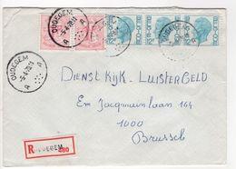 OUDEGEM A...A - Op Aangetekende Brief - Belgien