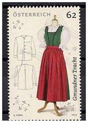 Austria 2013 - Klassische Trachten - Gmundner Tracht Mnh - 1945-.... 2. Republik