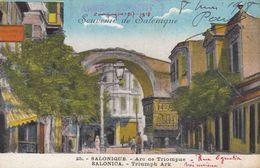 Salonique   ///   Juin   20 ///  Ref.  11.533 - Grèce