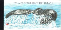 South Africa - 1999 WWF Whales Souvenir Booklet (**) # SG 1101-1104 , Mi 1177-1180 - Neufs