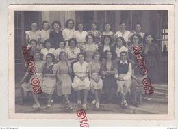 Au Plus Rapide Collège Jeunes Filles Avignon 1950 - Persone Identificate