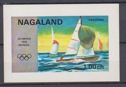 Nagaland JO Munich 1972 MNH - Zomer 1972: München