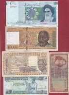 Autres-Afrique 11 Billets Dans L 'état - Otros – Africa