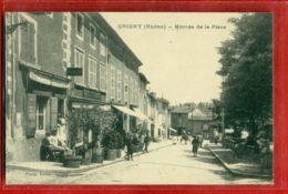 7436 - GRIGNY - MONTEE DE LA PLACE - Grigny