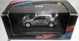 JADI - PEUGEOT 206 WRC 2000 - 1/43 - Automobili