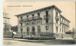 12965 - LUXEUIL LES BAINS - HOTEL METROPOLE - Luxeuil Les Bains