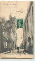 17914 - LUXEUIL LES BAINS - CLOITRE ET PLACE DE L ABBAYE - Luxeuil Les Bains