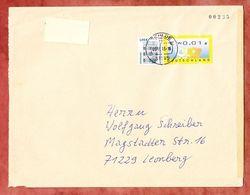 Grossbrief, Beethovenhaus Bonn Sk U.a., Soehlde Nach Leonberg 2013 (94595) - BRD