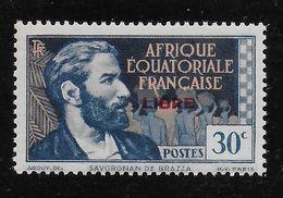AFRIQUE EQUATORIALE FRANCAISE - AEF - A.E.F. - 1941 - YT 129** - Neufs