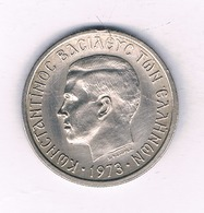 2 DRACHME  1973   GRIEKENLAND /4235// - Greece