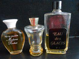 Rochas Flacon Ancien Et Autres - Flesjes (leeg)