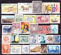 Selezione  Mondo  Usati - Lots & Kiloware (mixtures) - Max. 999 Stamps
