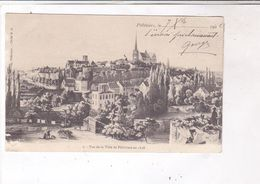 CPA DPT 50 PITHIVIERS, EN 1838! - Pithiviers