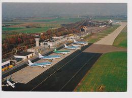 Rppc KLM. K.L.M. Royal Dutch Airlines Boeing 737 Aircraft @ Maastricht Airport - 1946-....: Era Moderna