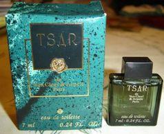 TSAR - EDT 7 ML De VAN CLEEF AND ARPELS - Modern Miniaturen (vanaf 1961)