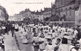 61 - Orne - ALENCON - Procession De La Fete Dieu - Alencon