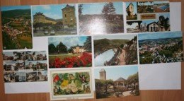 Lot De 9 CPSM- 46 Villages Du Lot- Souillac- Gourdon En Quercy- Saint Gery- Pinsac- Agnac- Montfaucon- 3.50 Euros - Souillac
