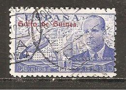 Guinea Española - Edifil  268 - Yvert Aéreo 11  (usado) (o) - Guinea Española