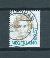 2004 Netherlands Queen Beatrix 0,57 Euro Used/gebruikt/oblitere - Periodo 1980 - ... (Beatrix)