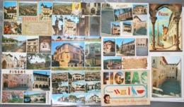 Lot De 31 CPSM- 46 Lot- Figeac- Cartes Touristiques- 4.65 Euros - Figeac