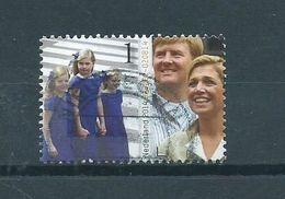 2014 Netherlands Royal Family Used/gebruikt/oblitere - Periodo 2013-... (Willem-Alexander)