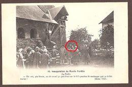 36/18 - JEAN  RAMEAU LORS De L' INAUGURATION Du MUSÉE FORETIN à SAINT MARTIN D' AUXIGNY Dans LE CHER - 2 - - Costumes