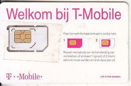 NETHERLANDS - T Mobile GSM, Used - Nederland