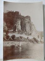 Loire. Le Pertuiset. Unieux. ! Grand Format ! 16.5x12 Cm - Anciennes (Av. 1900)
