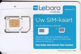 NETHERLANDS - Lebara GSM, Used - Nederland