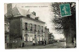 36 - AMBRAULT - La Gendarmerie  - 452 - Otros Municipios