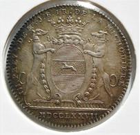 ANCIEN JETON PREVOTS PARIS 1777 DE LA MICHODIERE. BEL ETAT. ARGENT SILVER TOKEN - Firma's