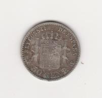 50 CENTIMES 1904 ALPHONSE XIII ARGENT MADRID - [1] …-1931: Königreich