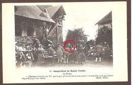 36/18 - JEAN  RAMEAU LORS De L' INAUGURATION Du MUSÉE FORETIN à SAINT MARTIN D' AUXIGNY Dans LE CHER - 3 - - Costumes
