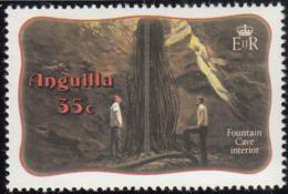 Anguilla 1982 MNH Sc #470 35c Fountain Cave Interior - Anguilla (1968-...)
