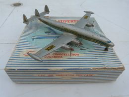 Maquette SUPER CONSTELLATION - DINKY SUPER TOYS - Avec Sa Boîte D'origine - Luchtvaart