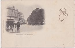 Be - Cpa PERIGUEUX - Les Boulevards - Périgueux