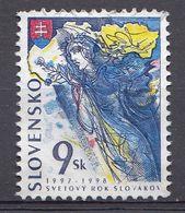Slovaquie 1997  Mi.nr.: 283 Weltjahr Der Slowaken  Oblitérés / Used / Gestempeld - Slovaquie