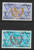 QATAR - N°798/9 ** (1981) - Qatar