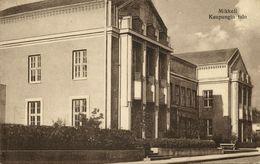 Finland Suomi, MIKKELI, Kaupungin Talo Kaupungintalo, Town Hall (1910s) Postcard - Finland