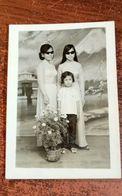 MONTAGE PHOTO SNAPSHOT VIETNAM INDOCHINE FEMME LUNETTE SAIGON SURREALISME PHOTOMONTAGE SURRELISM - Fotografía