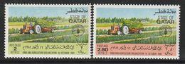QATAR - N°814/5 ** (1981) - Qatar