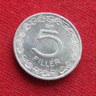 Hungary 5 Filler 1976 KM# 549  Hongrie Hungria Ungarn Ungheria Magyar - Hongarije