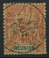 Reunion (1892) N 41 (o) - Reunion Island (1852-1975)