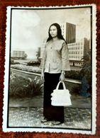 MONTAGE PHOTO SNAPSHOT VIETNAM INDOCHINE ETHNIC SAIGON ANH -VIEN MY-DUNG SURREALISME PHOTOMONTAGE SURRELISM - Fotografía